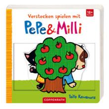 Pepe & Milli – verstecken spielen mit...