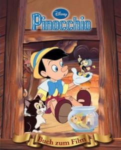 Pinocchio – Buch zum Film
