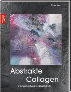 Abstrakte Collagen