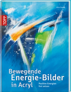 Bewegende Energie-Bilder in Acryl