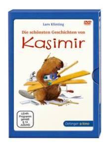 Die schönsten Geschichten von Kasimir – DVD