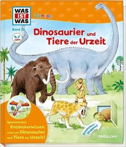 Dinosaurier und Tiere der Urzeit