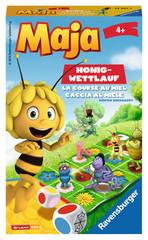 Honigwettlauf Biene Maja