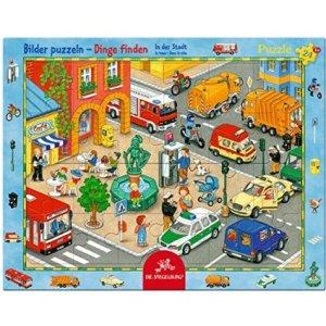 In der Stadt Puzzle