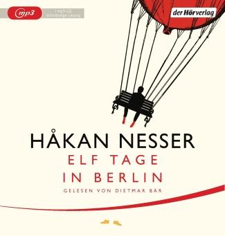 Elf Tage in Berlin von Hakan Nesser