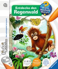 Entdecke den Regenwald - Wieso Weshalb Warum erschienen bei Ravensburger