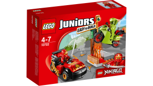 Lego Ninjago Juniors - easy to build von LEGO