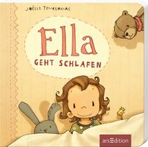 Ella geht schlafen von Joelle Tourlonias erschienen bei Ars Edition