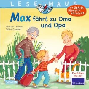 Max fährt zu Oma und Opa