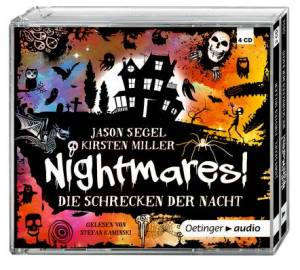 Nightmares CD
